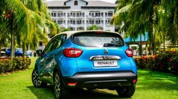 Renault Captur Turun Harga