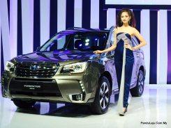 Subaru Forester Facelift CKD_Pandulajudotcomdotmy (2)