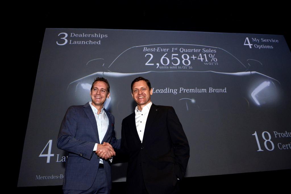 Mercedes-Benz Malaysia Catat Rekod Jualan Terbaik