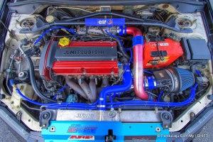 Mitsubishi Lancer CT9A Evolution VIII