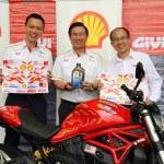 Peraduan Shell Advance Power On 2016