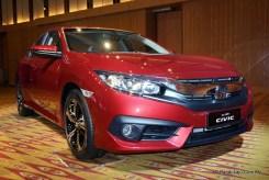Honda Civic Baharu