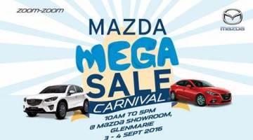 Karnival Mega Mazda