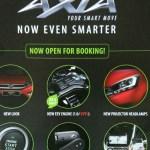 Brosur Perodua Axia Facelift Bocor? Bakal Dilancarkan 20 Januari 2017!