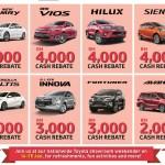 Tu Dia, Toyota Bagi Diskaun RM10,000 - Nak Tunggu Apa Lagi?