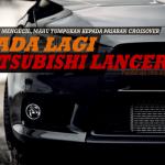 Dunia Sudah Tidak Berminat, Tiada Lagi Mitsubishi Lancer