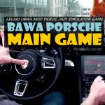 Godam Game Supaya Boleh Main Sambil Memandu Porsche - Bijak, Tapi...