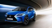 Lexus NX200t Special Edition and 200t 2017.01