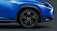 Lexus NX200t Special Edition and 200t 2017.04