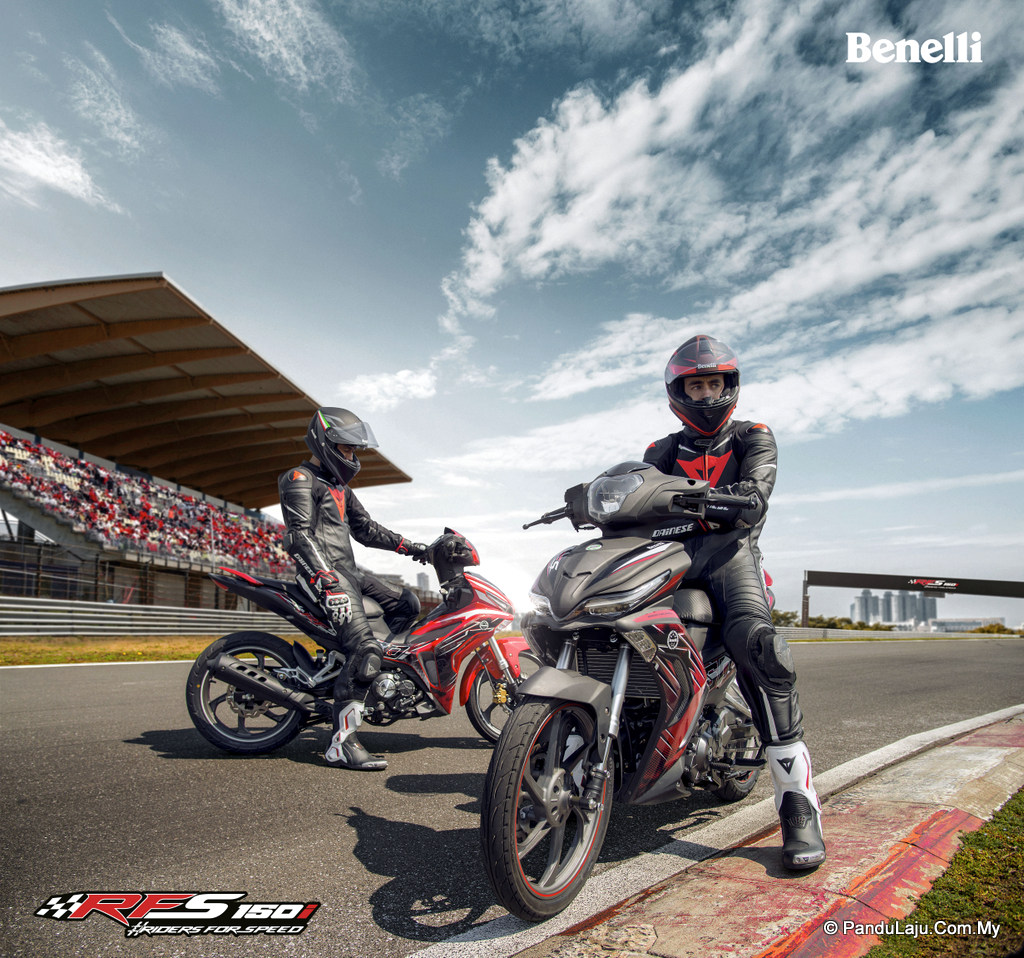 benelli rsf 150i