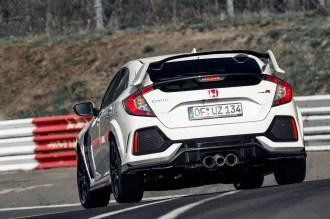Honda Civic Type R Catat Rekod Baharu 2017.27