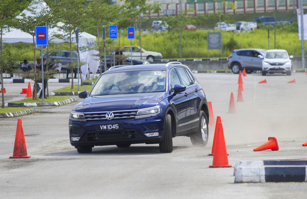 Volkswagen Tiguan 2017 Malaysia