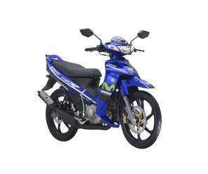 Harga Yamaha 125ZR MotoGP edisi terhad