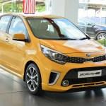 Harga Kia Picanto GT Line Malaysia