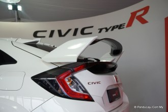 Honda Civic Type R 2017 Malaysia