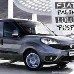 Fiat Dobló, Van Komersil Paling Mudah Lulus Ujian 'Puspakom UK'