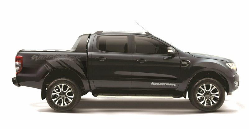 harga Ford Ranger Wildtrak Meteor Grey 2018