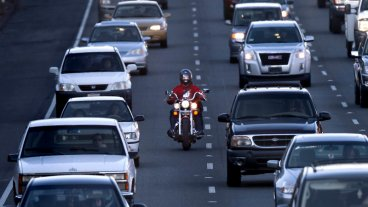 Motorcycle Commuter Safety