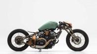 BikinMotor Indian Motorcycle Chopper Hardtail7
