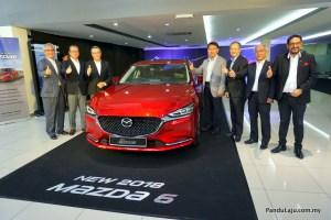 Mazda6 2018 facelift Malaysia