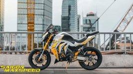 BIKIN MOTOR YAMAHA FZ150i-7