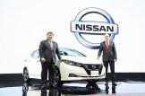 Nissan LEAF. Kredit Nissan Thailand.05
