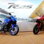 Yamaha R25 facelift (2019)