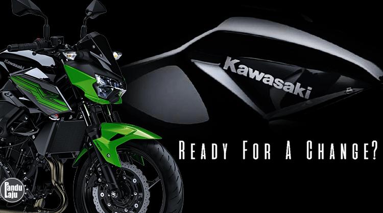 Kawasaki Dedah Foto Acah Bakal Lancar Model Baharu, Adakah Z250 (2019)?