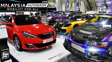 malaysia autoshow 2019