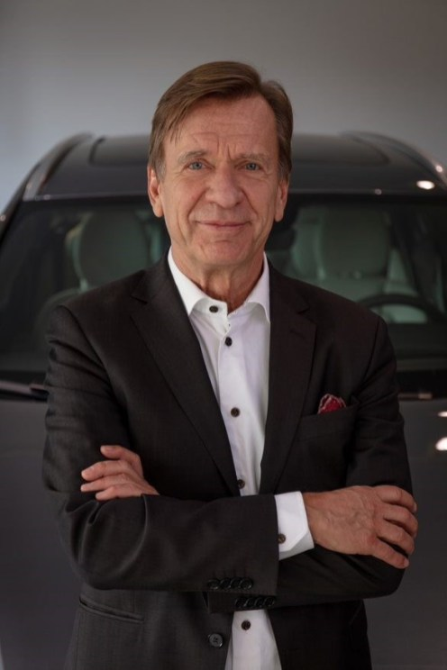 Presiden dan CEO Volvo Cars, Håkan Samuelsson