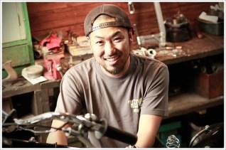 KENGO KIMURA from HEIWA MOTORCYCLE