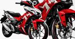 Foto Honda Winner X (RS150R) Versi Terang Memang Sah Ada Brek ABS!