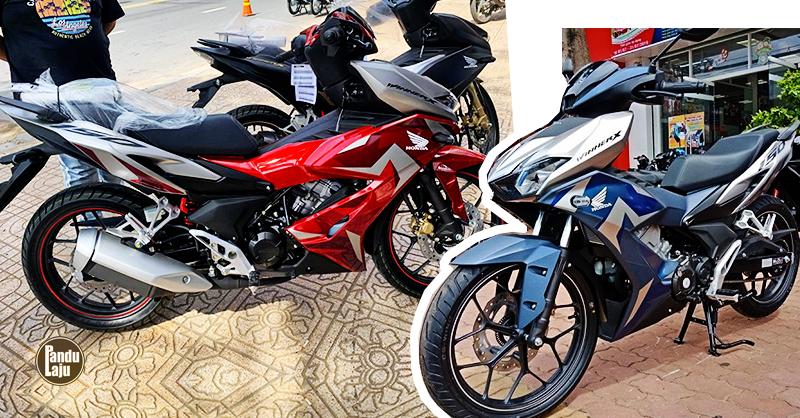 Honda Rs150r V2 Masuk Malaysia Akhir Tahun Ini Jeng Jeng