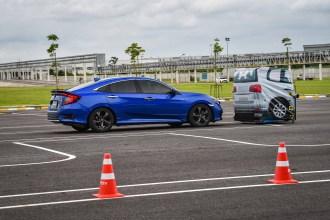 Honda Civic facelift 2019 21