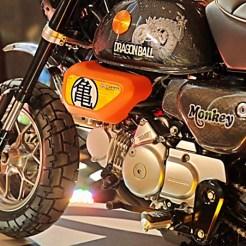 Honda Monkey Dragon Ball_3