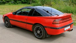 1994 Mitsubishi Eclipse GSX top car rating and specifications
