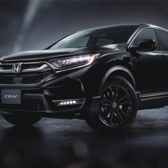 Honda CR-V eHEV EX BLACK EDITION