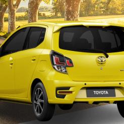 Toyota Wigo 3
