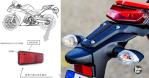 Masalah Reflektor: Yamaha Panggil Balik 464,141 Unit Motosikal