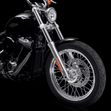 MY20.5 Key Features Photography. FXST Softail Standard
