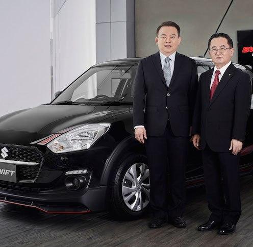 Suzuki Swift GL PLus SE 2021 - 1