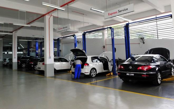 VW Technical Service Centre