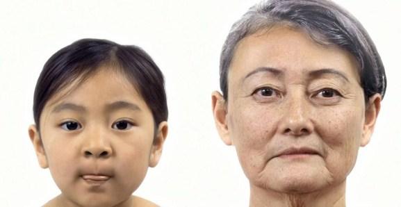 aging timelapse