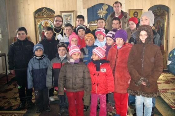 Copii din Buruienesti