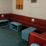 noul kulturhaus - canapele