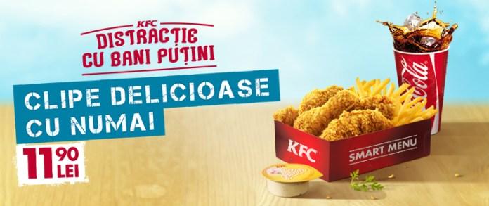 Smart Meniu - KFC