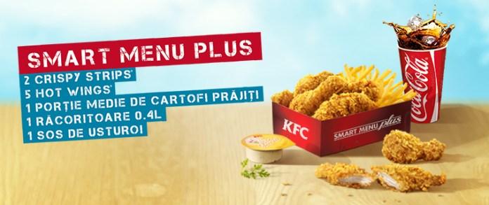 Smart Meniu Plus - KFC