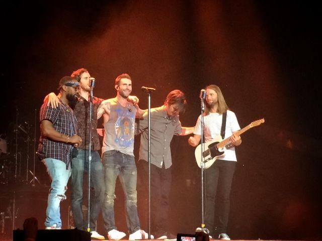 Maroon 5 @ Ziggo Dome 04