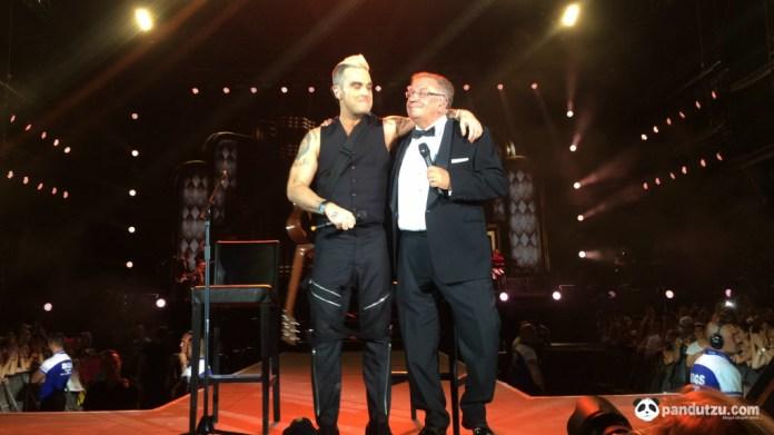 Robbie Williams @ Bucharest 2015-11