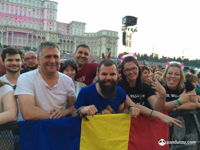 Robbie Williams @ Bucharest 2015-5